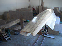 building the second hull